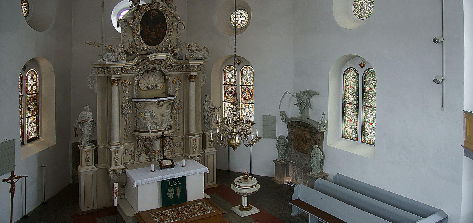 Ev.-Luth. Kirchgemeinde Milkel-Luppa