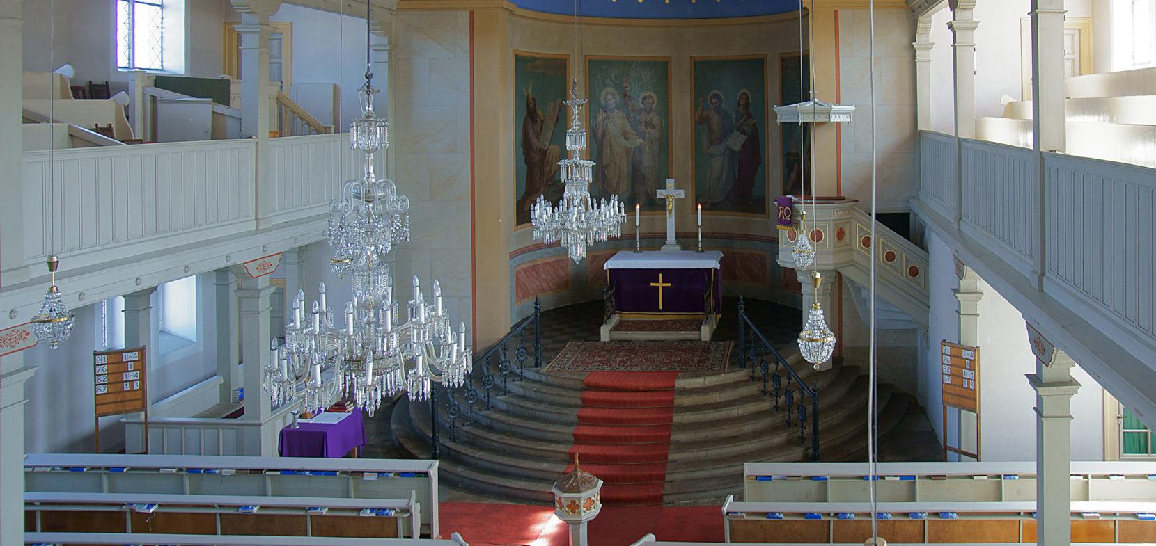 Ev.-Luth. Kirchgemeinde Gaußig