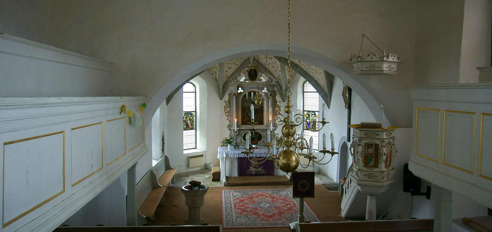 Ev.-Luth. Kirchgemeinde Arnsdorf-Fischbach-Wallroda