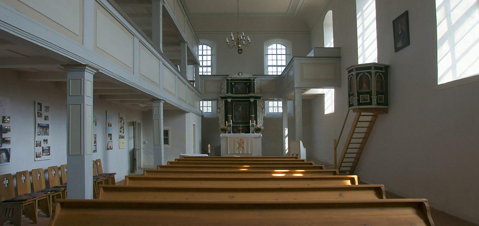 Ev.-Luth. Kirchgemeinde Neukirch-Schmorkau