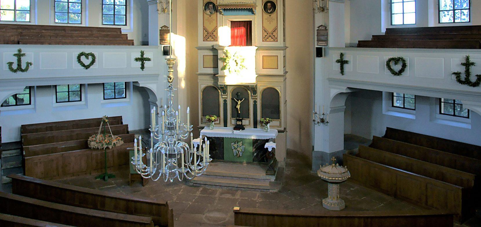 Ev.-Luth. Kirchgemeinde Lichtenberg
