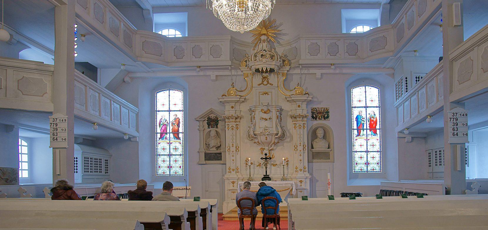 Ev.-luth. Kirchgemeinde Neukirch / Lausitz