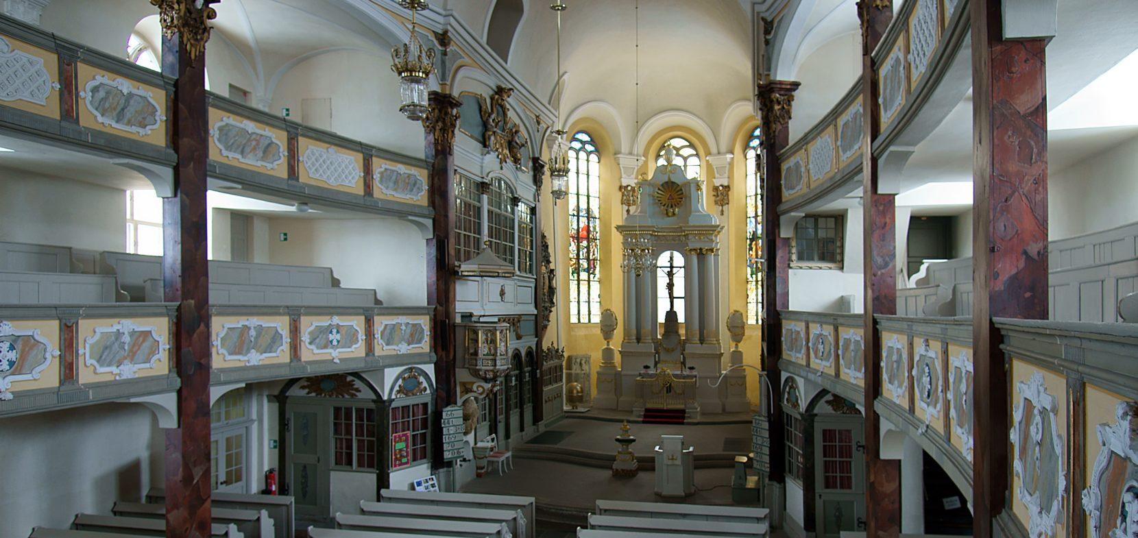 Ev.-Luth. Kirchgemeinde Pulsnitz