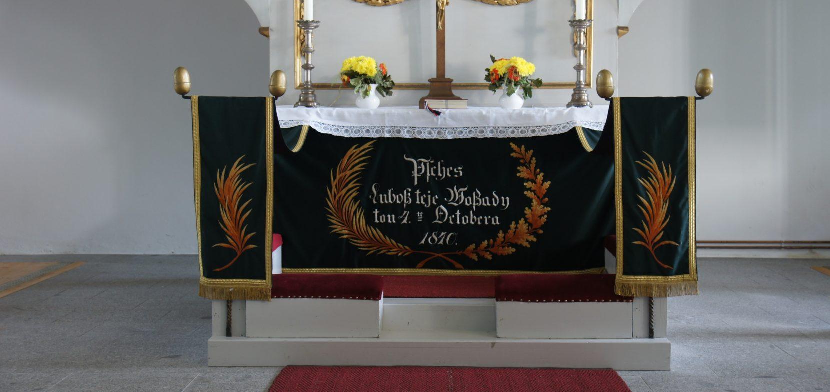 Ev.-Luth. Kirchgemeinde Purschwitz-Kleinbautzen im Kirchspiel Gröditz