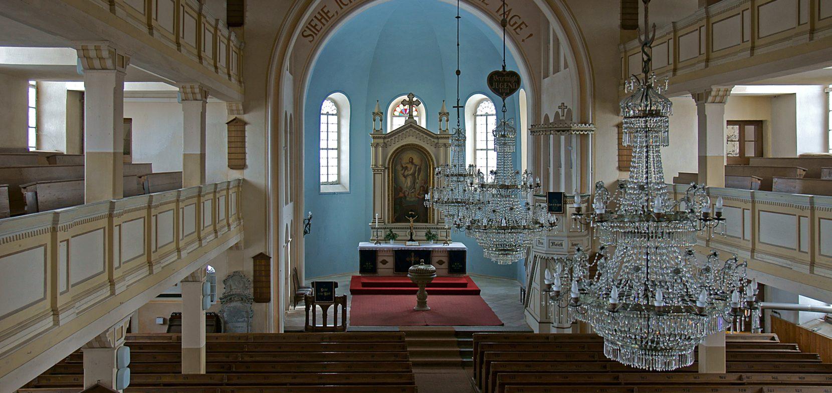 Ev.-Luth. Kirchgemeinde Steinigtwolmsdorf