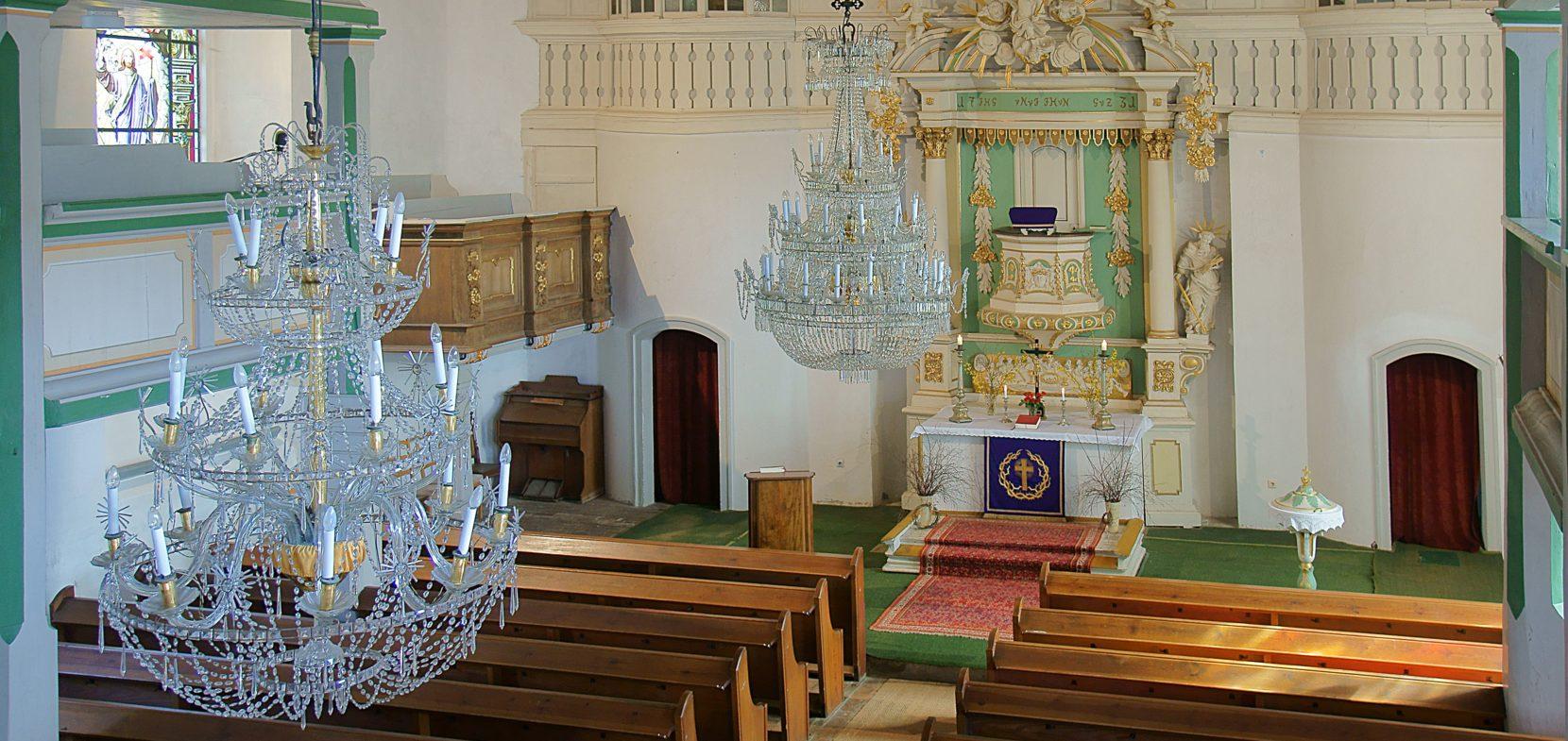 Ev.-Luth. Kirchgemeinde Wehrsdorf