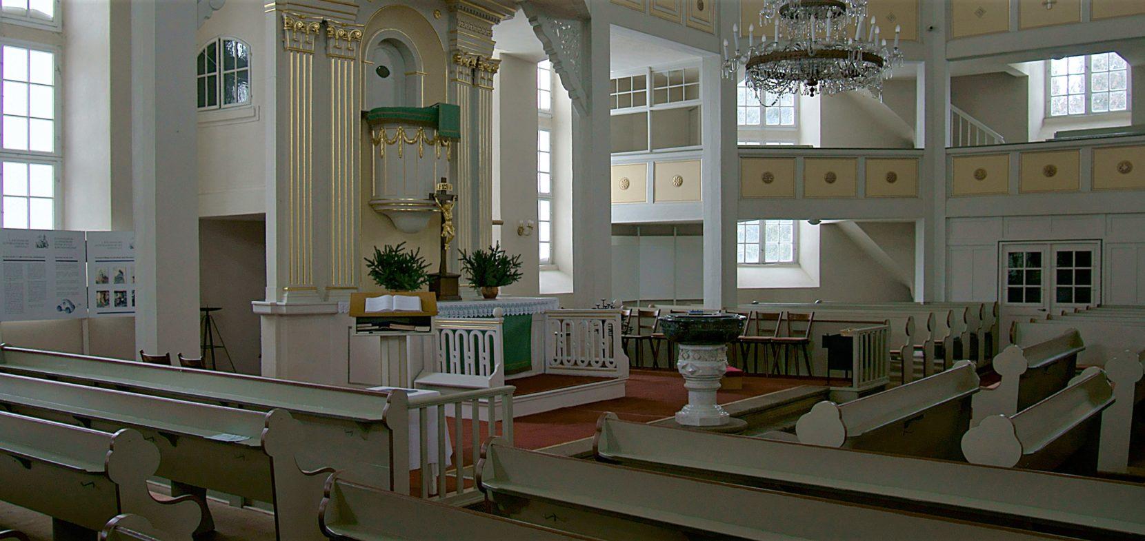 Ev.-Luth. Kirchgemeinde Uhyst a.T.