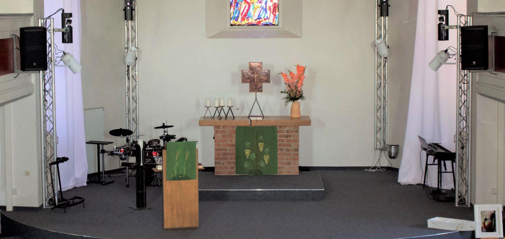 Ev.-Luth. Kirchgemeinde Großgrabe